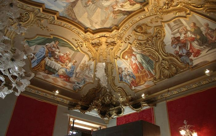 Volta del Palazzo Centi