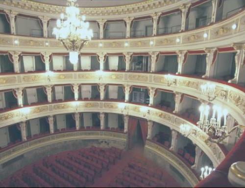 Il Teatro Comunale de L'Aquila