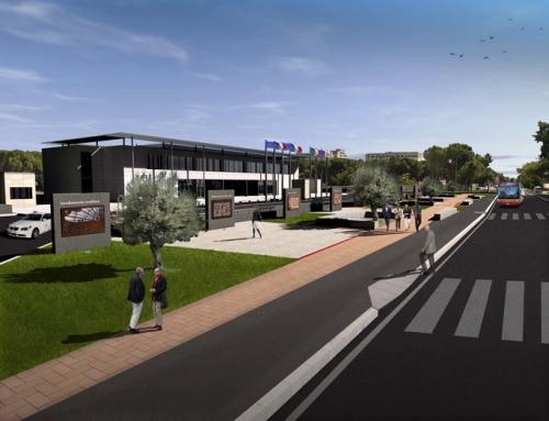 Nuove Infrastrutture per la Mobilità a Servizio del Quartiere Fieristico di Foggia